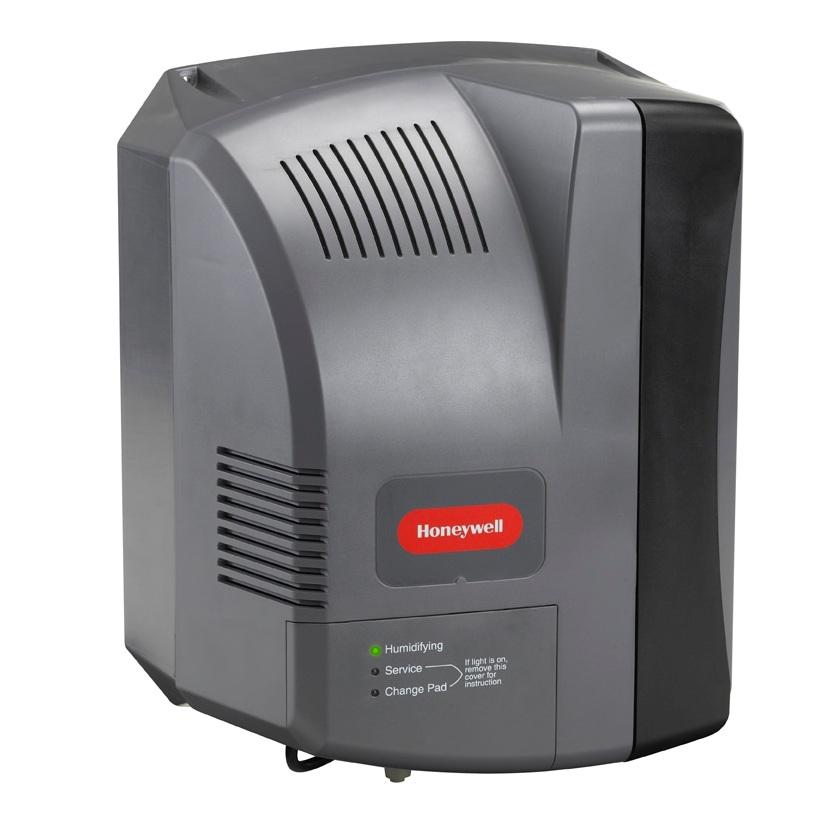 Honeywell Whole House Ventilation System : Honeywell he powered digital water saving