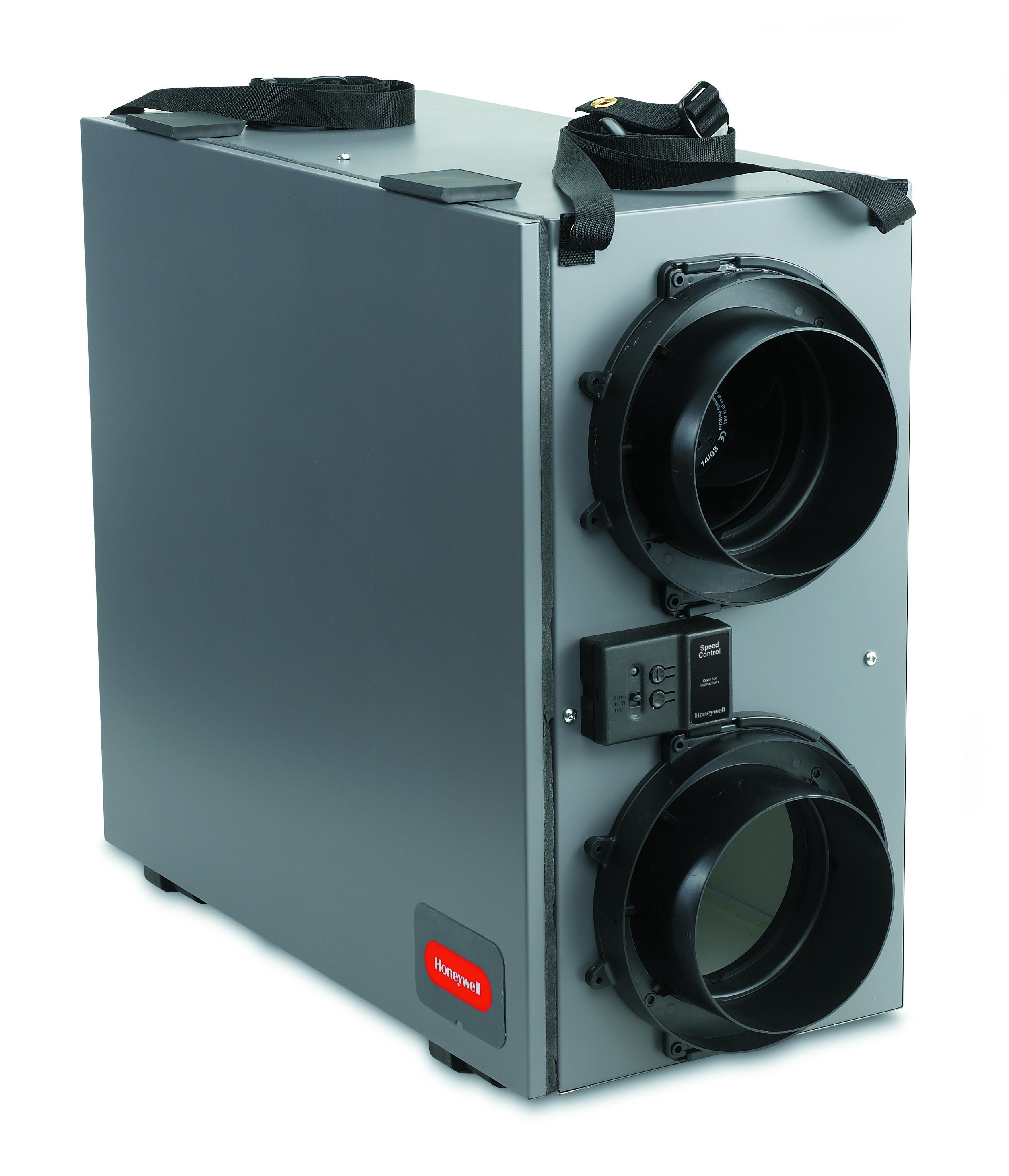 Honeywell Whole House Ventilation System : Honeywell truefresh series model vnt h hrv