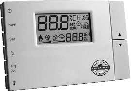 LENNOX Healthy Climate DIGITAL Humidistat Y3760