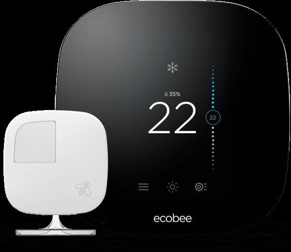Ecobee3  Homekit W Room Sensor  U0026 Power Ext  Kit