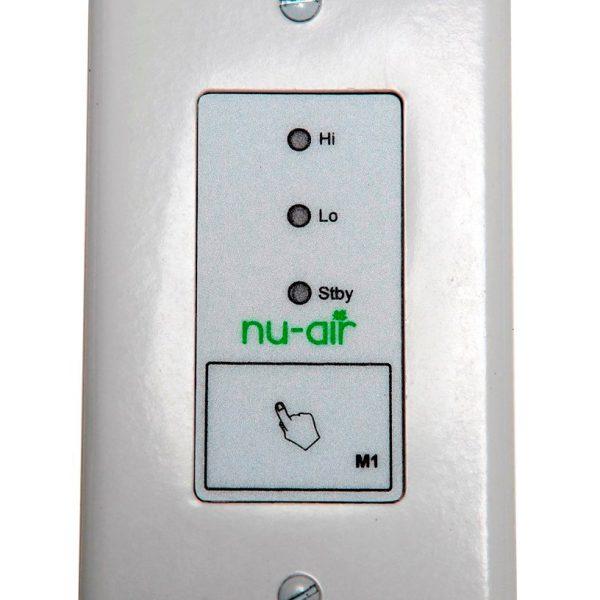 Nu-Air M1 wall control