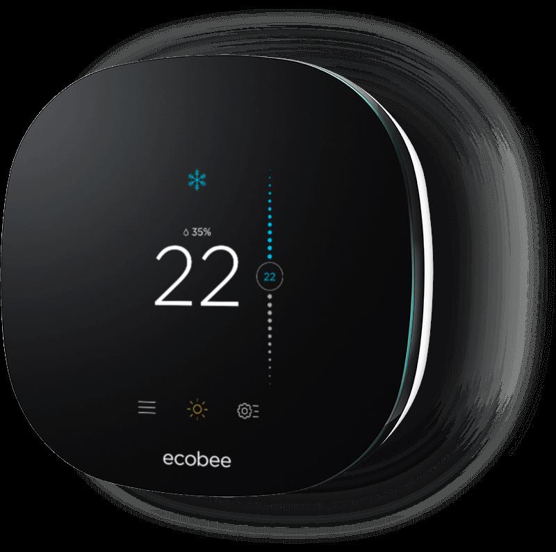 Ecobee3 Lite  No Sensors Included  No Accessory Support
